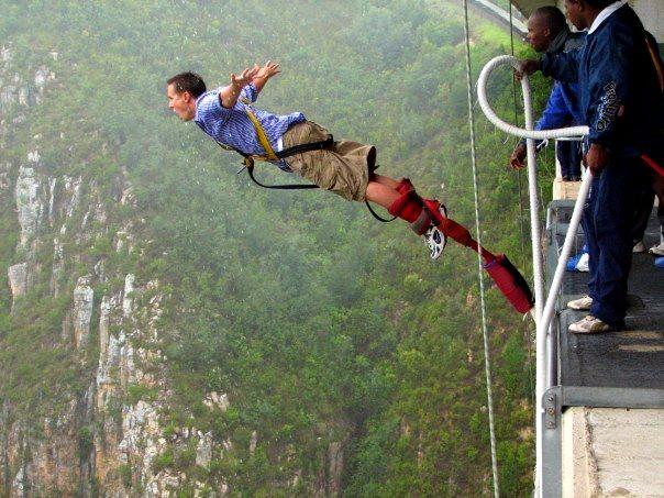 Leap of Faith_Bloukrans Bridge 216m Bungee Jump