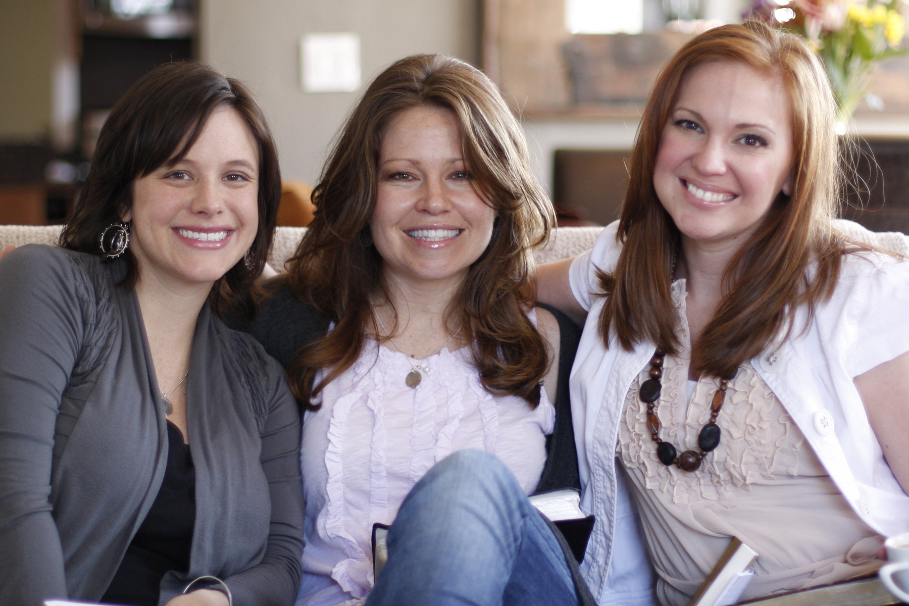Jessica, Kelly and Angie