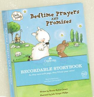Recordable Storybook from DaySpring
