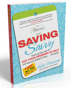 Saving-Savvy-Book