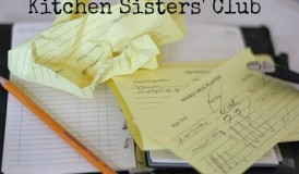 meal planning kitchen sisters club