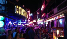 se asia street