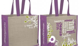 incourage words of community tote
