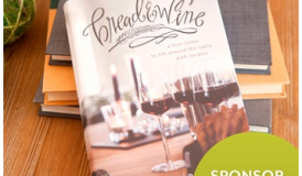 Sponsor copies of Bread & Wine on DaySpring.com