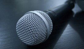 A Microphone Is Opportunity