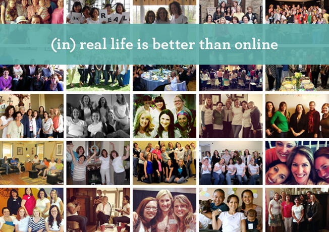 (in)RL 2014: it's better (in) real life than online.
