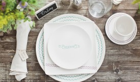 Daily Grace Table Setting from (in)courage