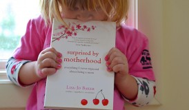 #surprisedbymotherhood - an (in)courage Recommended Read