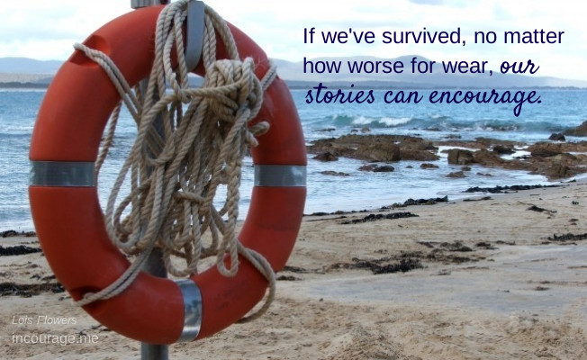 If we've survived, no matter how worse