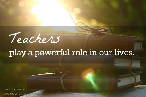 teacher journals