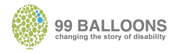 99 Balloons: Buy a Book, Support a Special Needs Kiddo