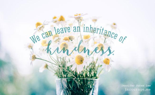 10152015_JenniferDukesLee_InheritanceOfKindness
