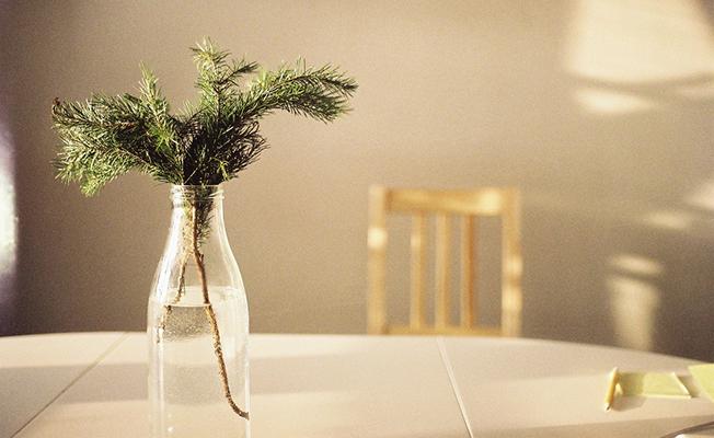 Simple Christmas Greenery