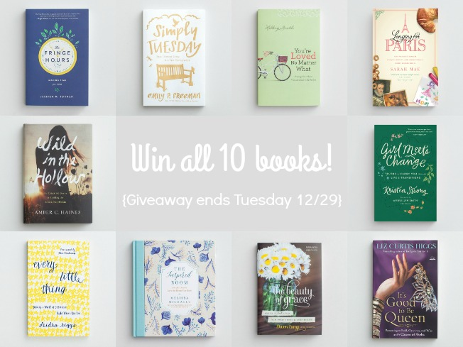 incourage-10-books-giveaway