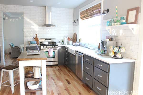 Morning Routines The Inspired Room Kitchen