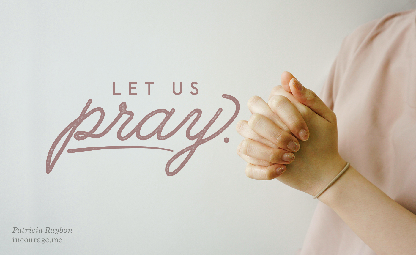 Praying for All of Us