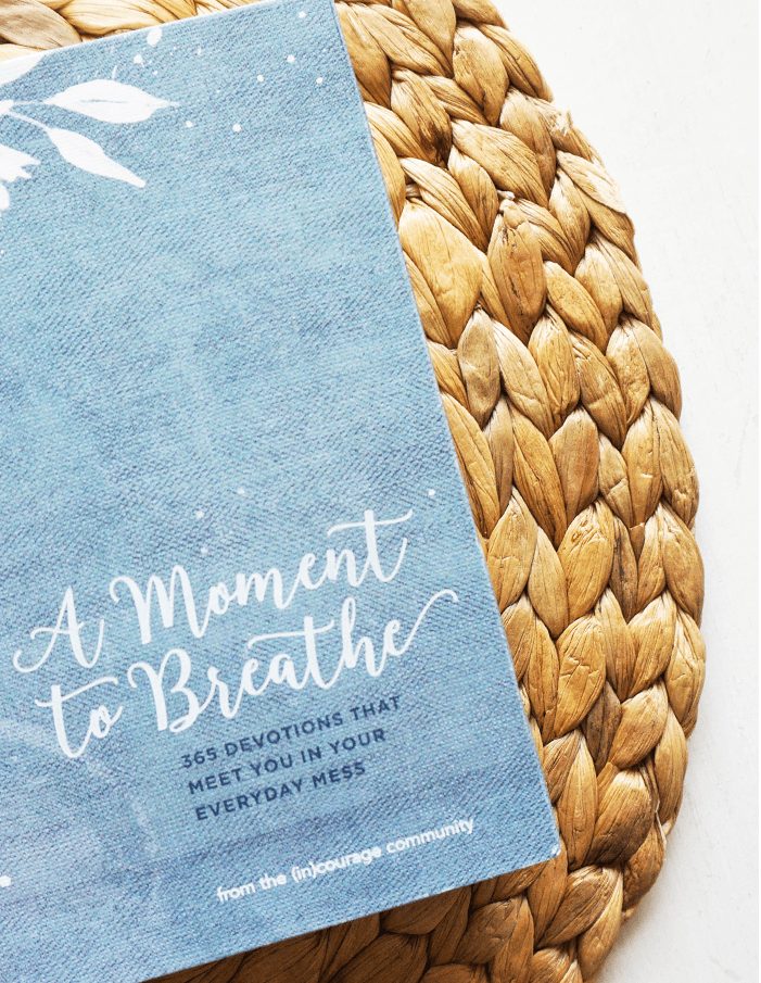 About A Moment to Breathe book